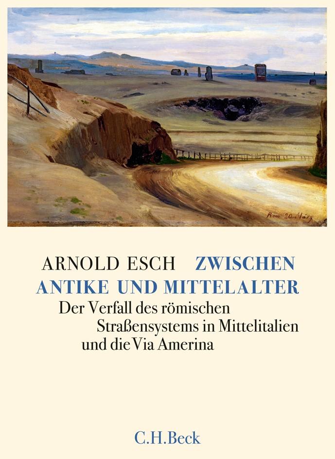 Cover des Buches 'Zwischen Antike und Mittelalter'