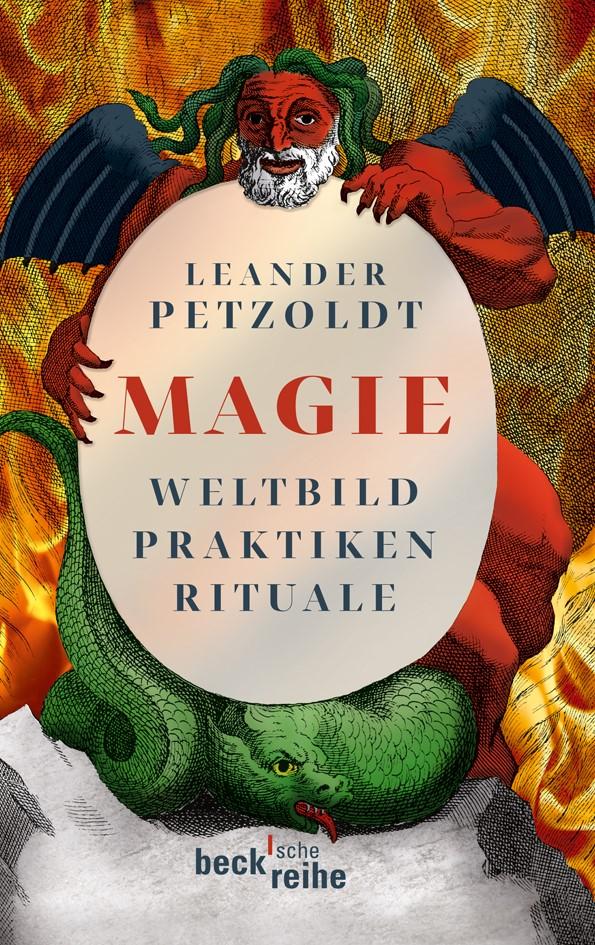 Cover des Buches 'Magie'
