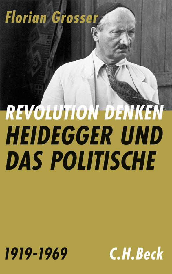Cover des Buches 'Revolution denken'