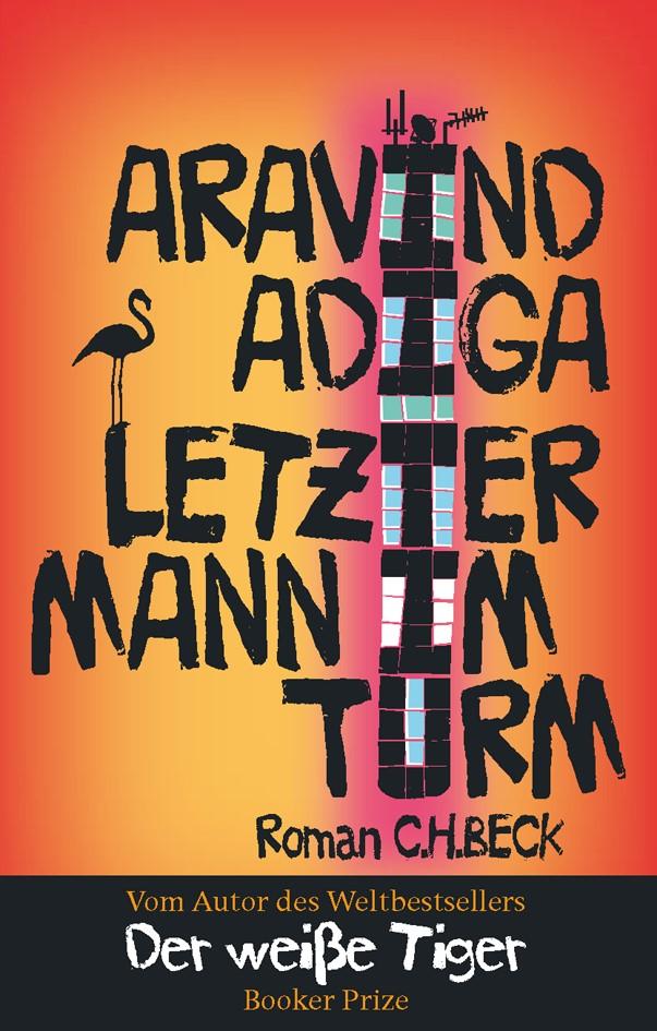 Cover des Buches 'Letzter Mann im Turm'