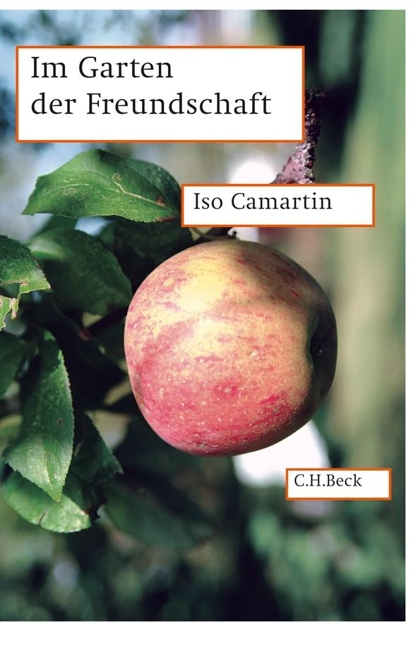 Cover des Buches 'Im Garten der Freundschaft'