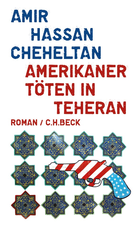 Cover des Buches 'Amerikaner töten in Teheran'