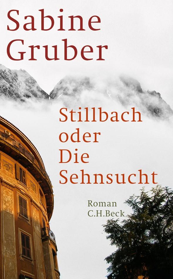 Cover des Buches 'Stillbach oder Die Sehnsucht'