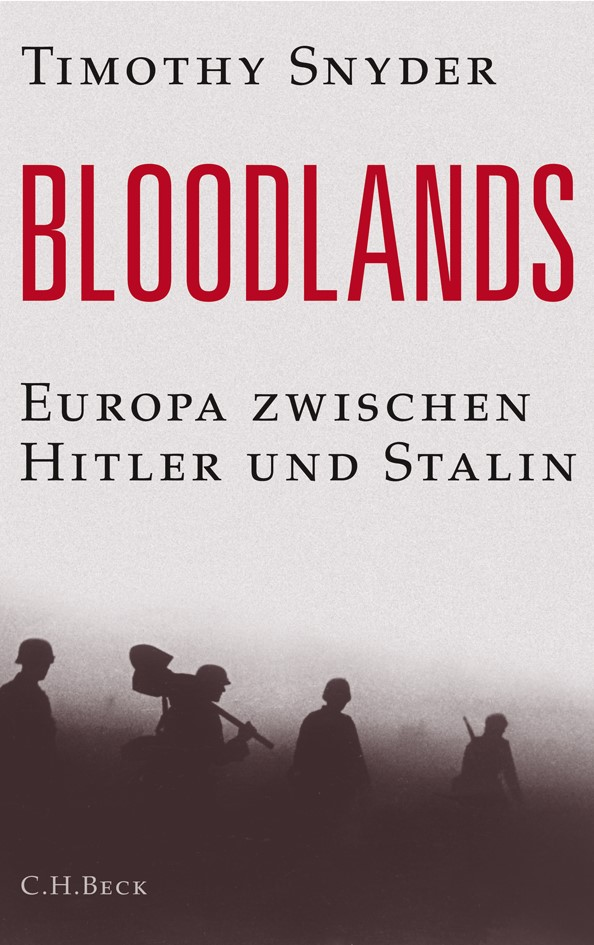 Cover des Buches 'Bloodlands'