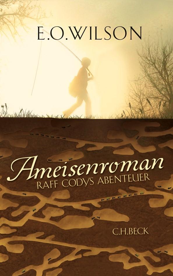 Cover des Buches 'Ameisenroman'