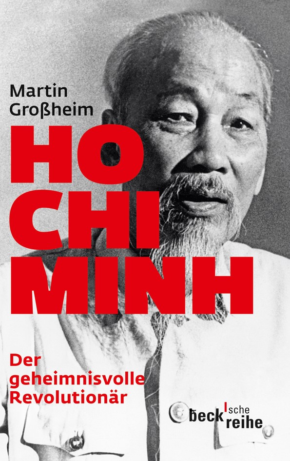 Cover des Buches 'Ho Chi Minh'