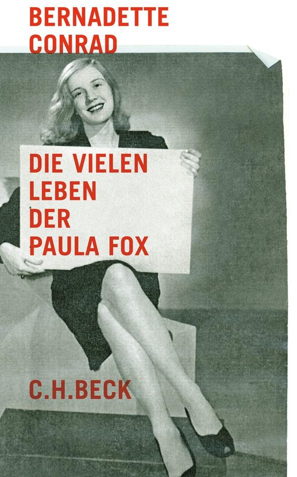 Cover des Buches 'Die vielen Leben der Paula Fox'
