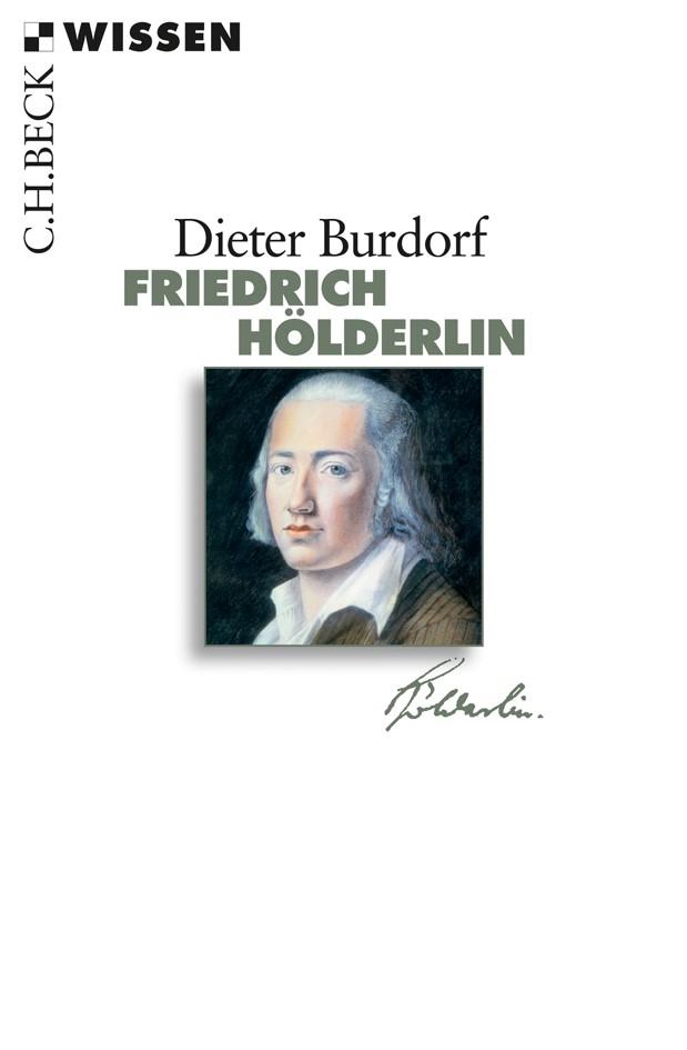 Cover des Buches 'Friedrich Hölderlin'