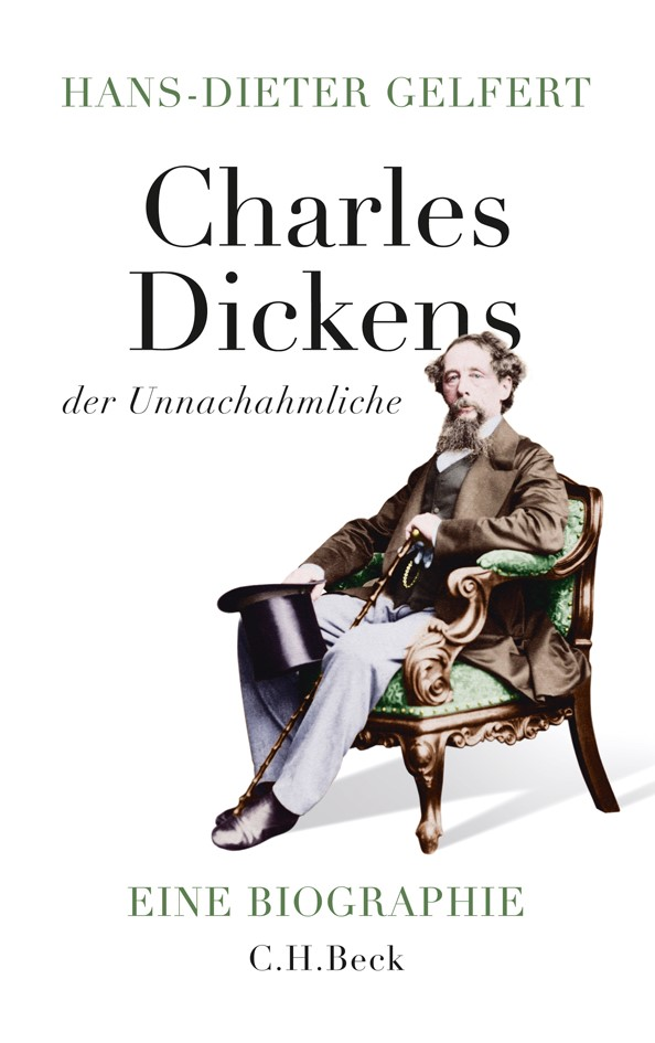Cover des Buches 'Charles Dickens'