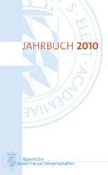 Cover des Buches 'Jahrbuch 2010'