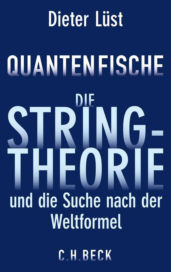 Cover des Buches 'Quantenfische'