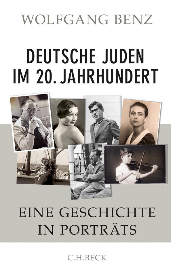 Cover des Buches 'Deutsche Juden im 20. Jahrhundert'