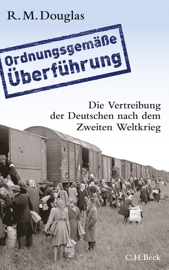 Cover des Buches 'Ordnungsgemäße Überführung'
