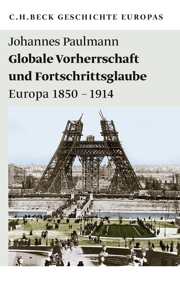 Cover des Buches 'Globale Vorherrschaft und Fortschrittsglaube'