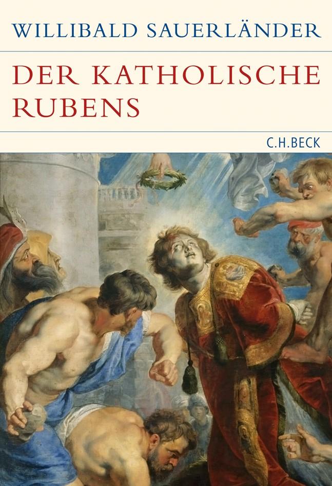 Cover des Buches 'Der katholische Rubens'