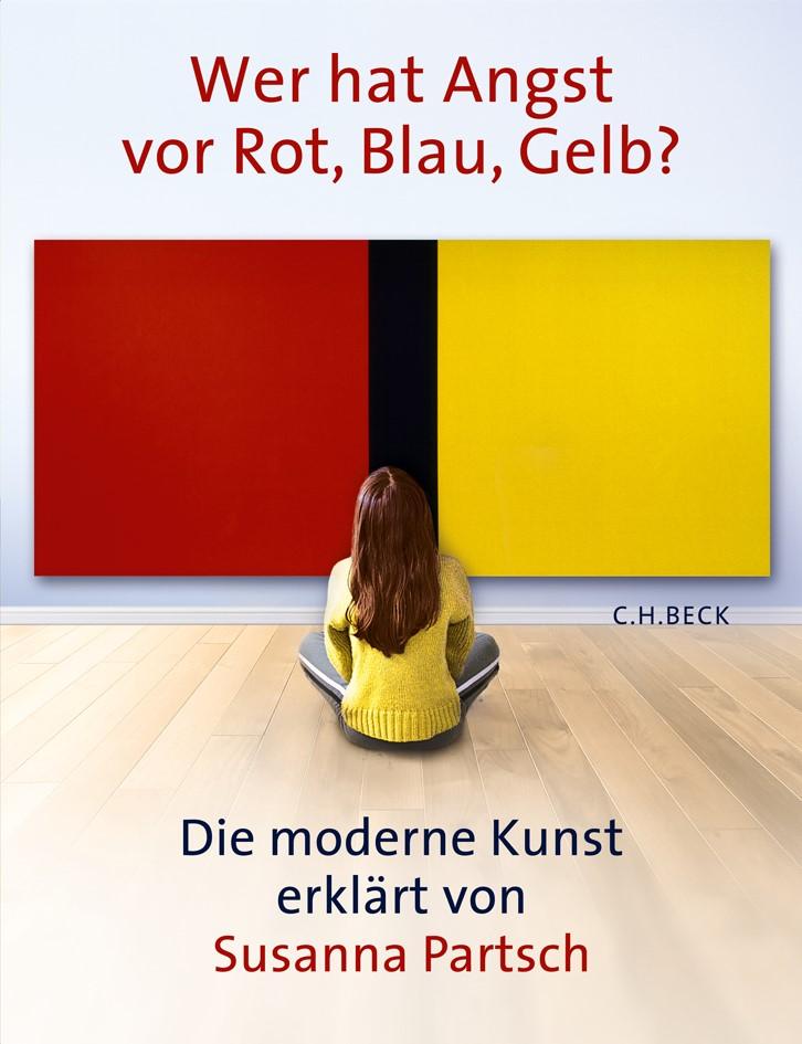 Cover des Buches 'Wer hat Angst vor Rot, Blau, Gelb?'