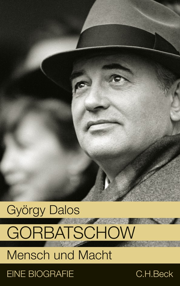 Cover des Buches 'Gorbatschow'