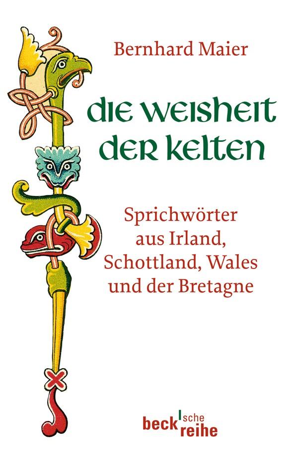Cover des Buches 'Die Weisheit der Kelten'