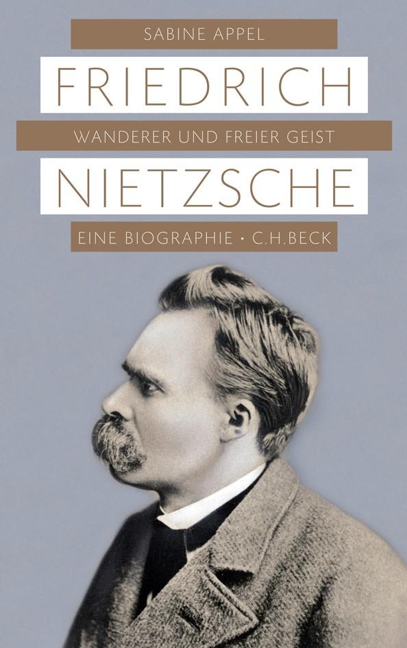 Cover des Buches 'Friedrich Nietzsche'