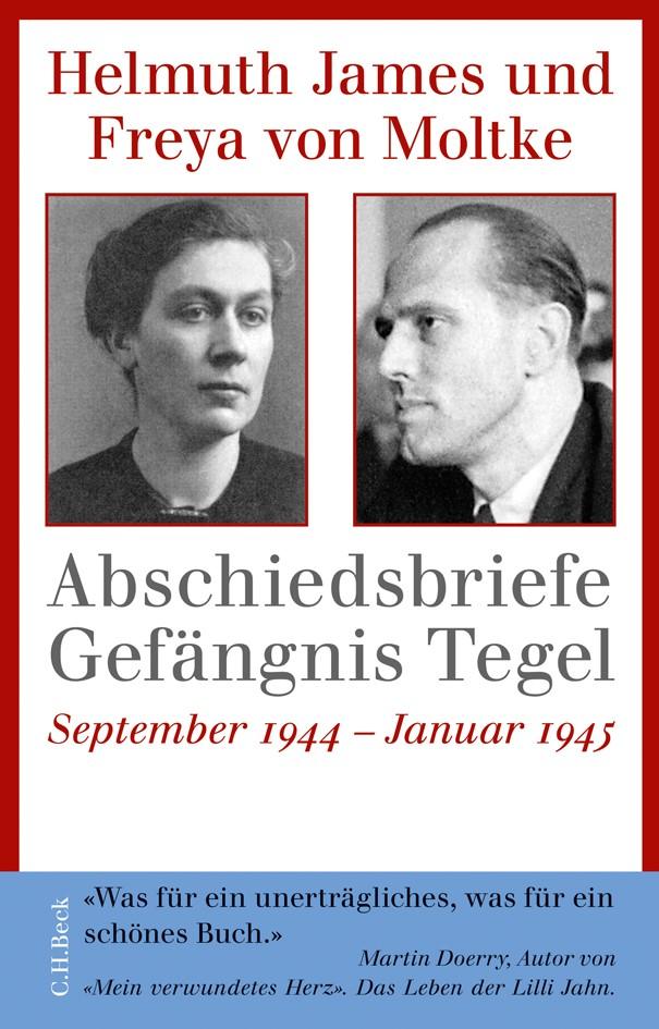 Cover des Buches 'Abschiedsbriefe Gefängnis Tegel'