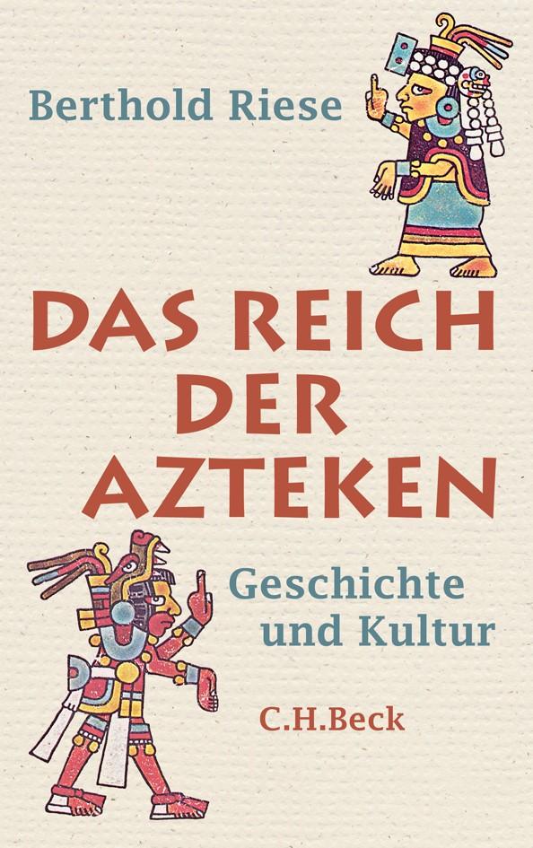 Cover des Buches 'Das Reich der Azteken'