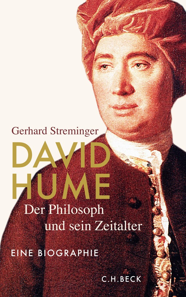 Cover des Buches 'David Hume'