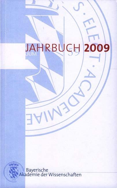 Cover des Buches 'Jahrbuch 2009'