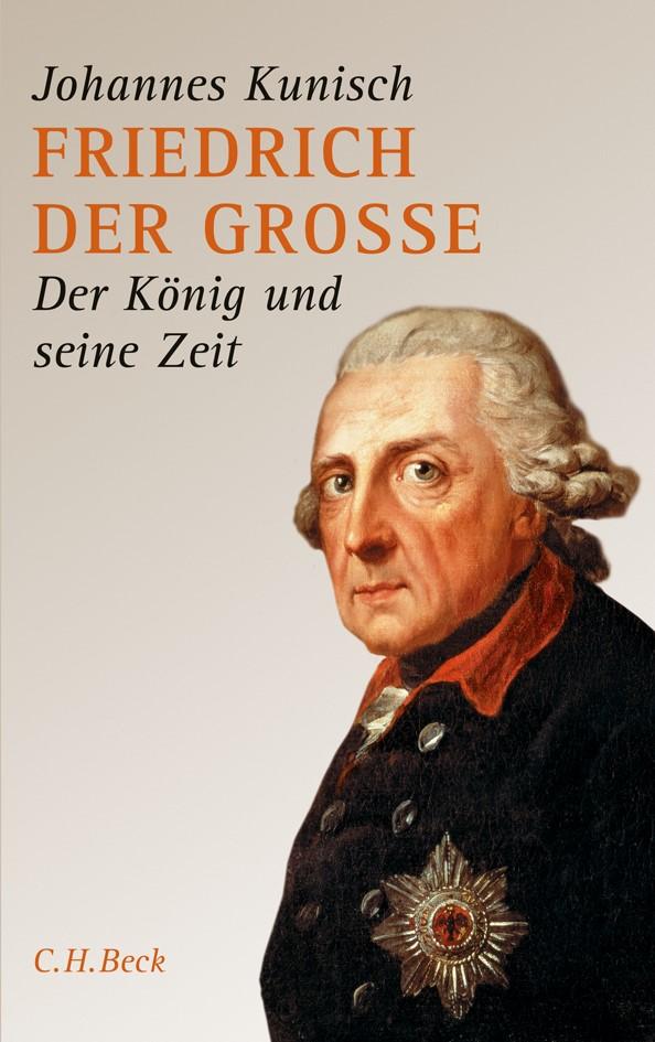 Cover des Buches 'Friedrich der Grosse'