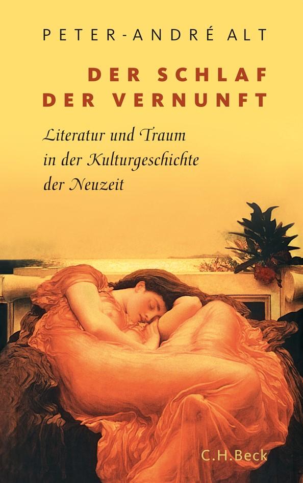 Cover des Buches 'Der Schlaf der Vernunft'
