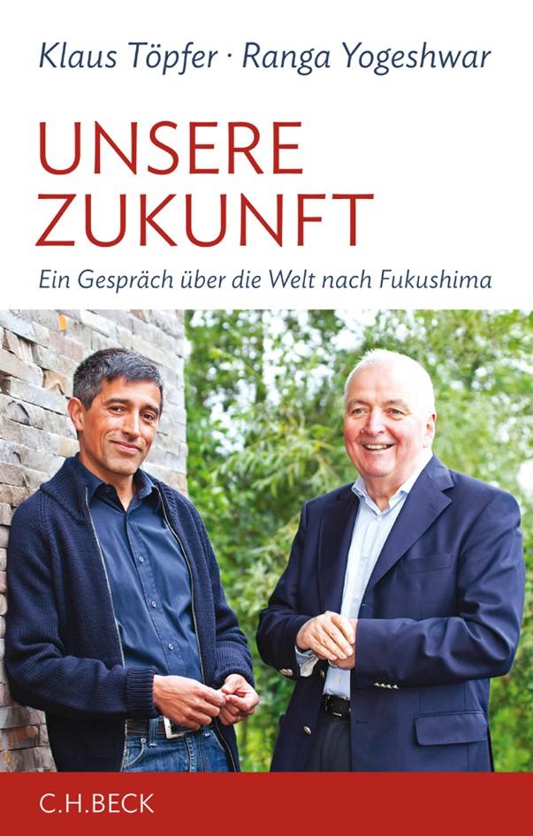 Cover des Buches 'Unsere Zukunft'
