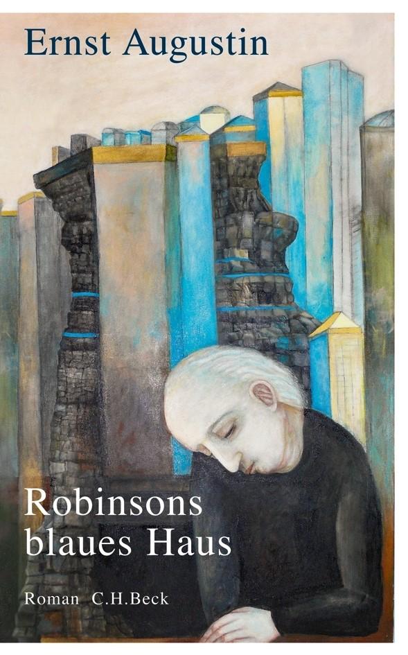 Cover des Buches 'Robinsons blaues Haus'