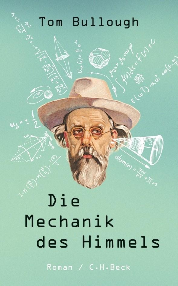 Cover des Buches 'Die Mechanik des Himmels'