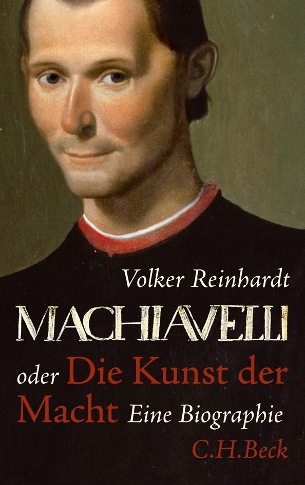 Cover des Buches 'Machiavelli'