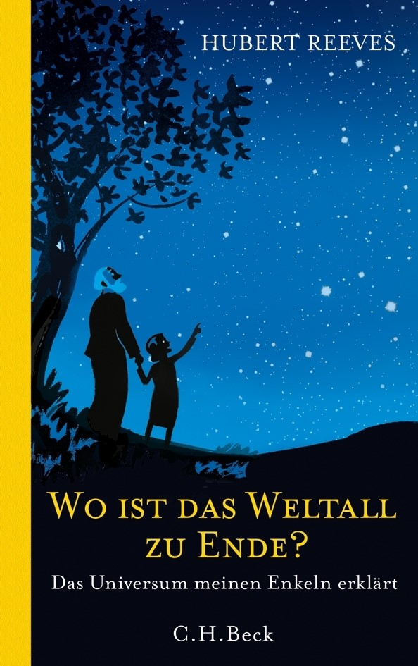 Cover des Buches 'Wo ist das Weltall zu Ende?'