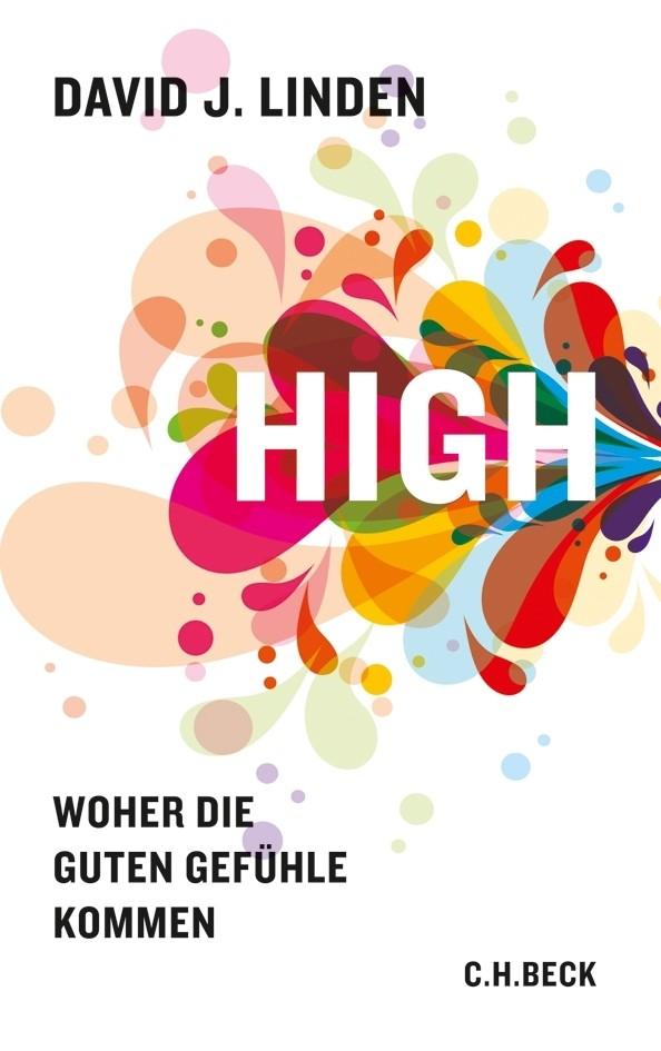 Cover des Buches 'High'