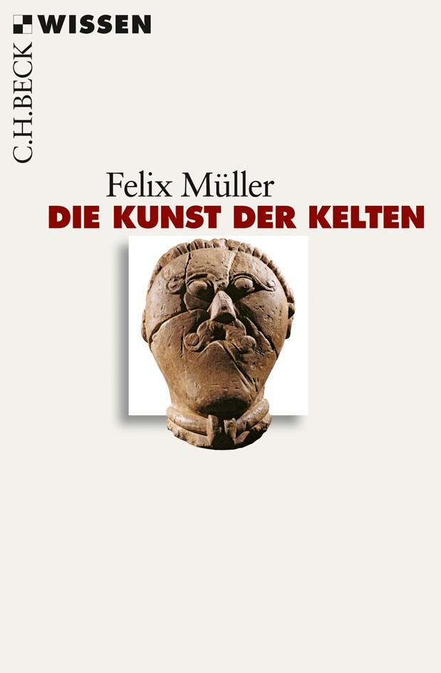 Cover des Buches 'Die Kunst der Kelten'