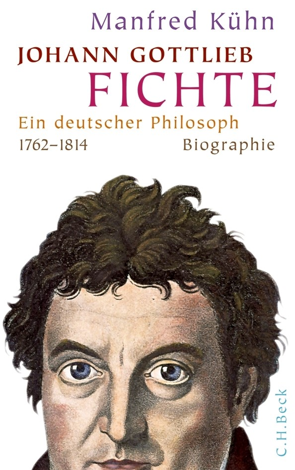 Cover des Buches 'Johann Gottlieb Fichte'