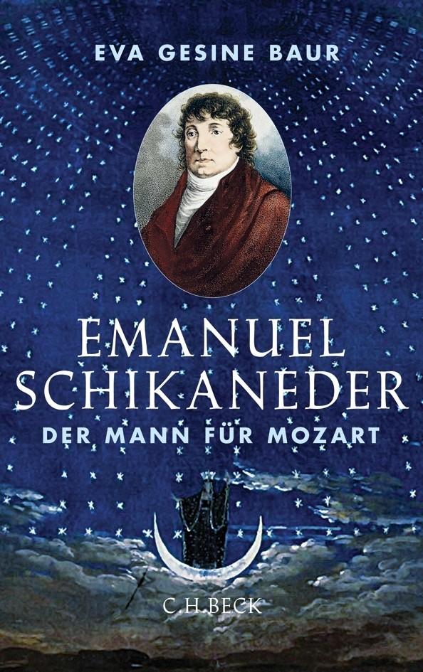 Cover des Buches 'Emanuel Schikaneder'
