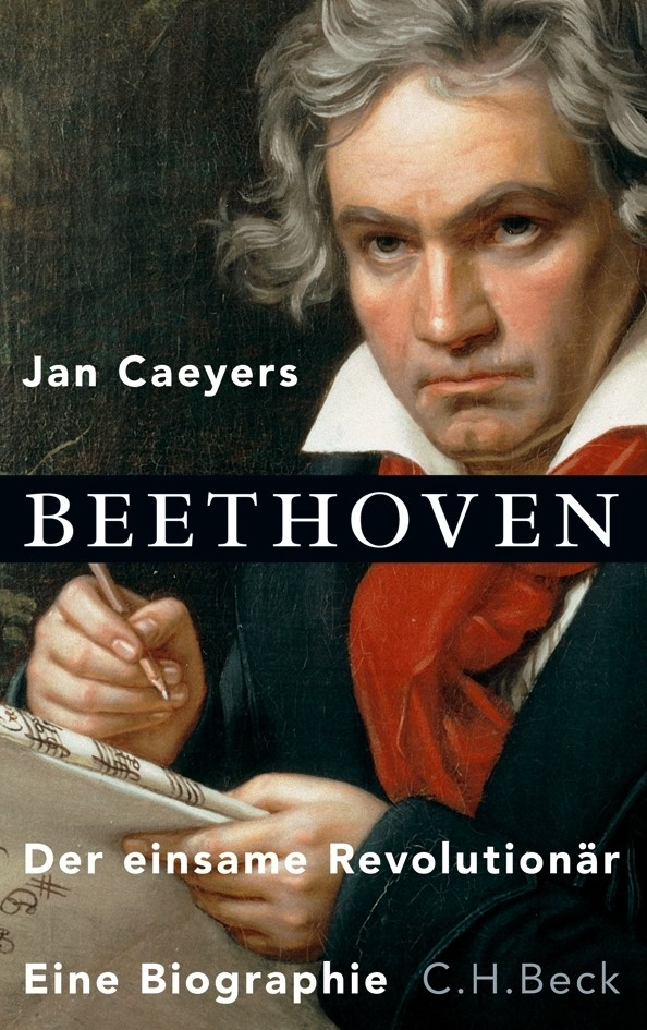 Cover des Buches 'Beethoven'