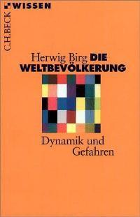 Cover des Buches 'Die Weltbevölkerung'
