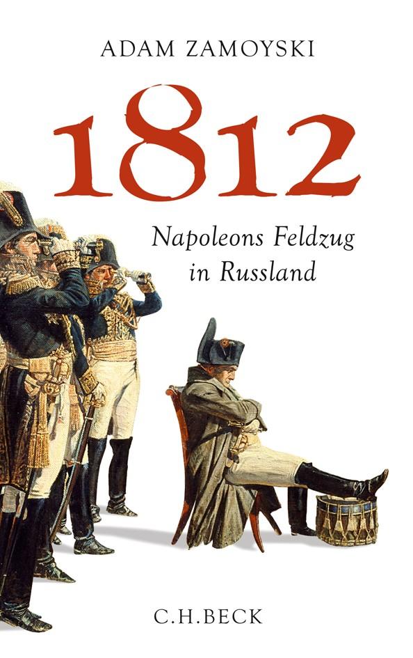 Cover des Buches '1812'