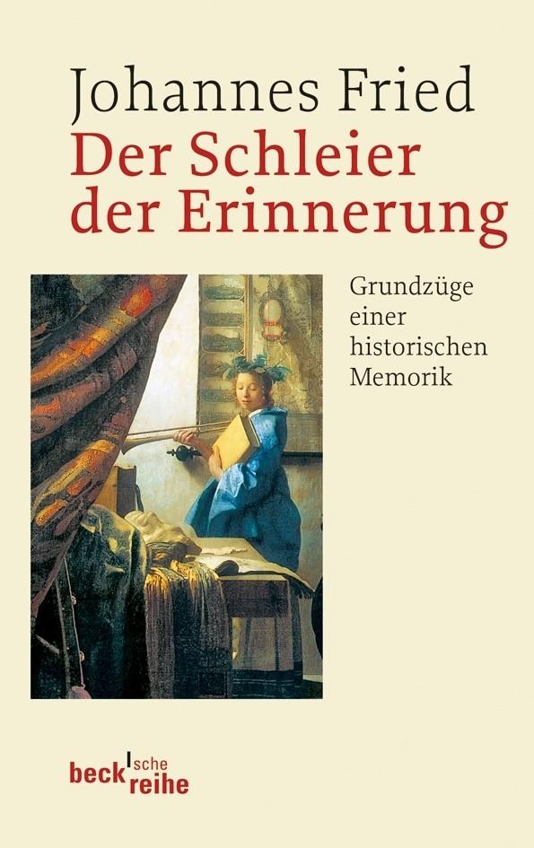 Cover des Buches 'Der Schleier der Erinnerung'