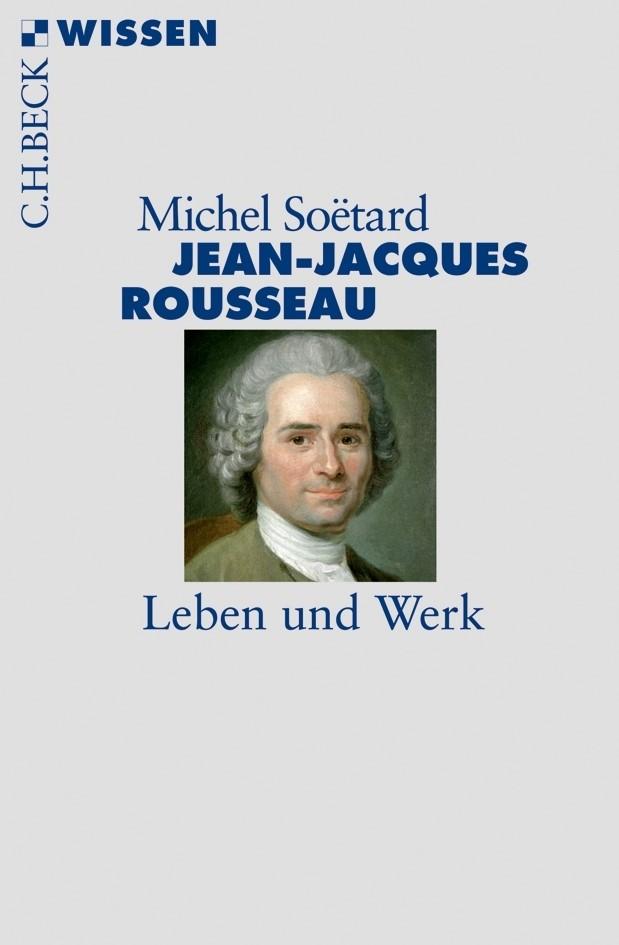 Cover des Buches 'Jean-Jacques Rousseau'