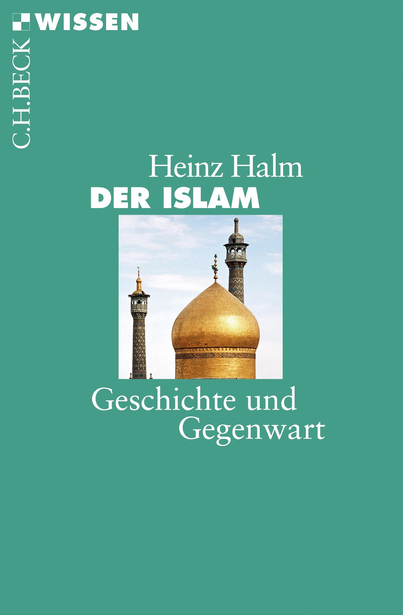 Cover des Buches 'Der Islam'