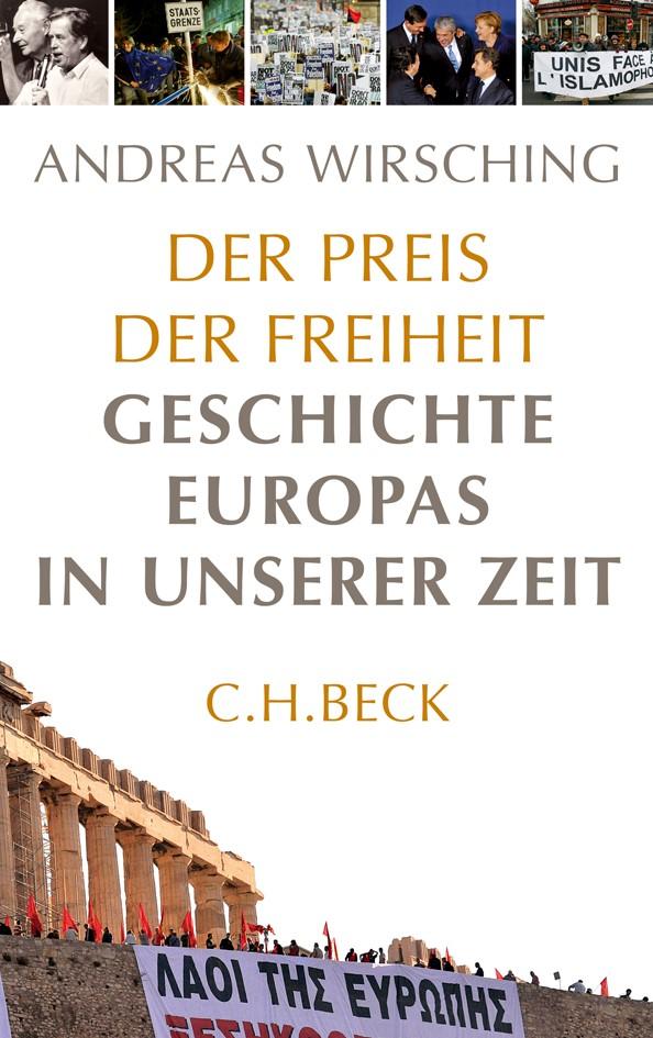 Cover des Buches 'Der Preis der Freiheit'