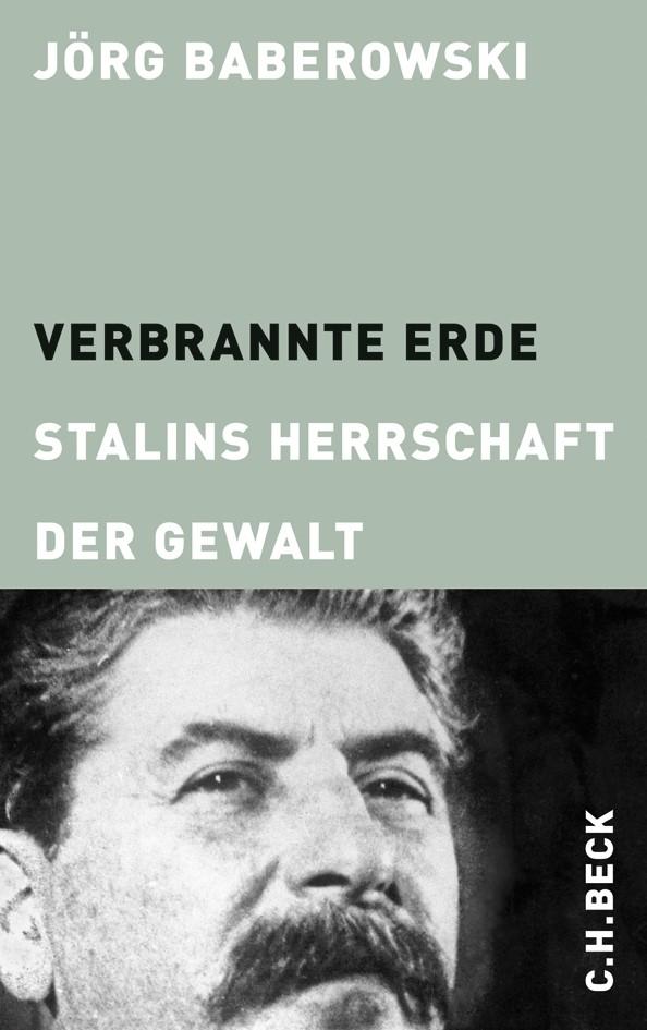 Cover des Buches 'Verbrannte Erde'