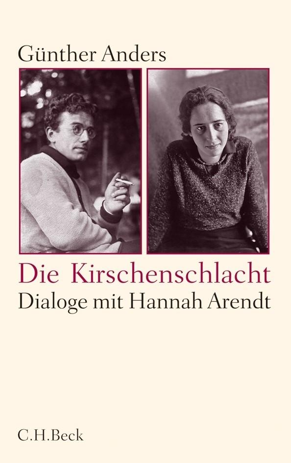 Cover des Buches 'Die Kirschenschlacht'