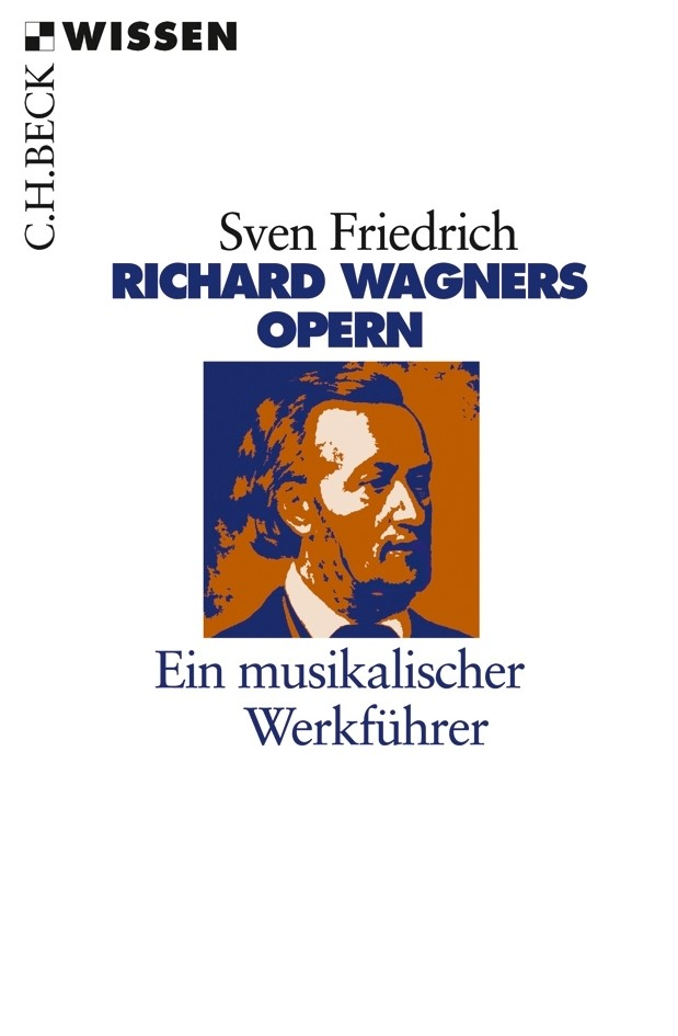 Cover des Buches 'Richard Wagners Opern'