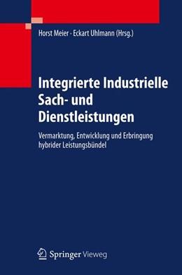 Abbildung von Meier / Uhlmann | Integrierte Industrielle Sach- und Dienstleistungen | 2012