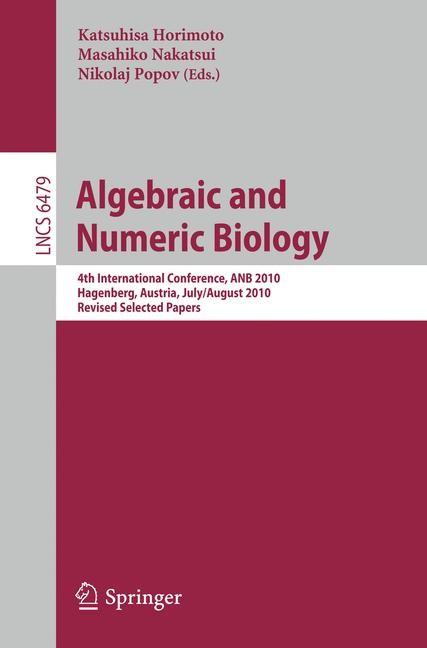 Abbildung von Horimoto / Nakatsui / Popov   Algebraic and Numeric Biology   2012
